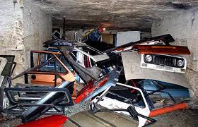 voitures volées